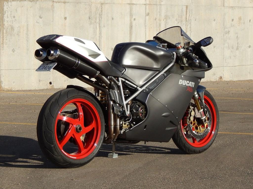 zeau Racing - Ducati Superbike 748s