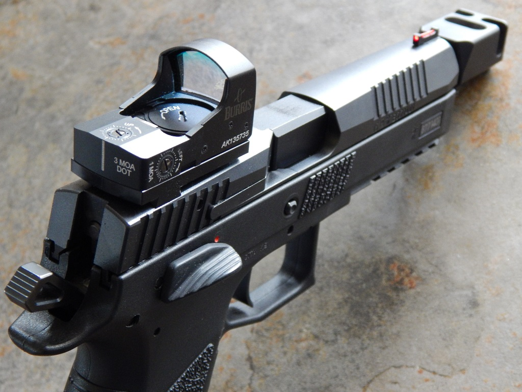 Brazeau Racing - Guns, Bikes, & Cars: CZ-USA CZ P-09 Handgun