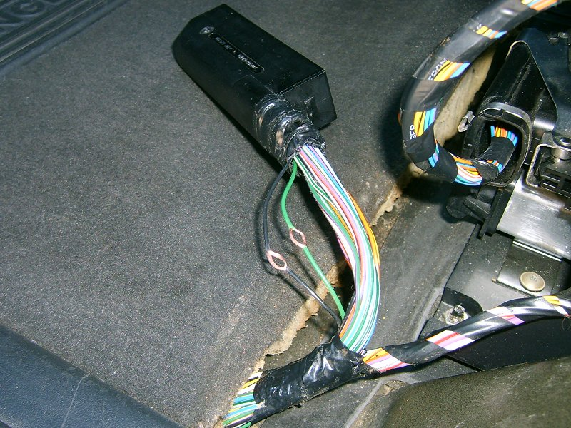 eas compressor on led indicator